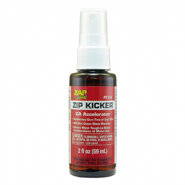 ZAP Zip Kicker 2oz Pump spray(PT715) - PT715